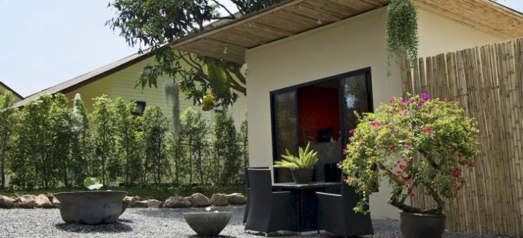 Hotel Amalouce Resort Koh Samui: Appartement Saraceno KOH SAMUI