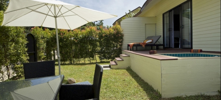 Hotel Amalouce Resort Koh Samui: Appartement Sirene KOH SAMUI
