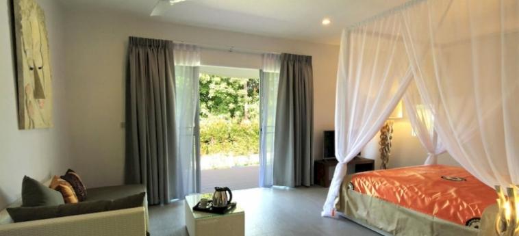 Hotel Amalouce Resort Koh Samui: Badezimmer - Suite KOH SAMUI