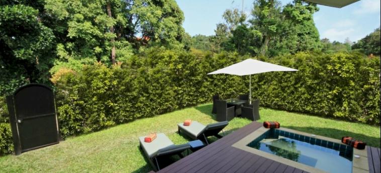 Hotel Amalouce Resort Koh Samui: Health Club KOH SAMUI