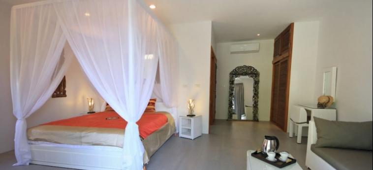 Hotel Amalouce Resort Koh Samui: Meer KOH SAMUI