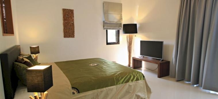 Hotel Amalouce Resort Koh Samui: Rundblick KOH SAMUI