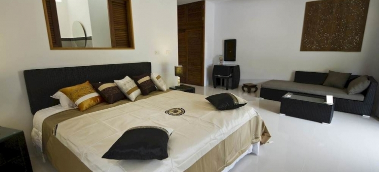 Hotel Amalouce Resort Koh Samui: Spielzimmer KOH SAMUI