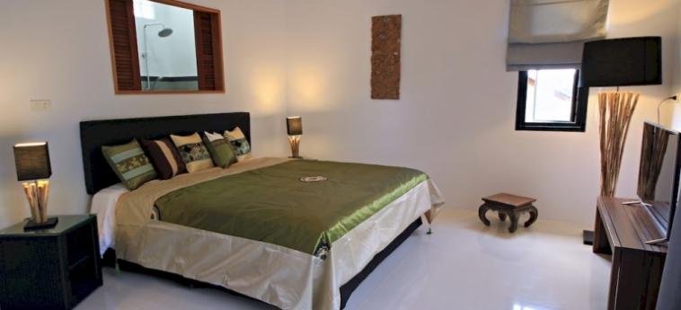Hotel Amalouce Resort Koh Samui: Wintergarten KOH SAMUI