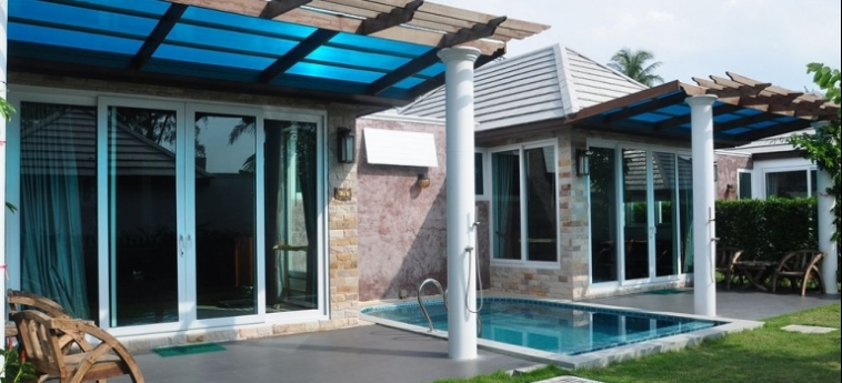 Sea Valley Hotel And Spa: Apartamento Sirene KOH SAMUI