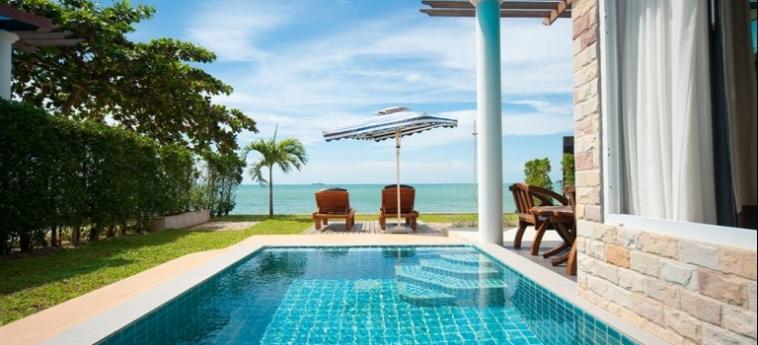 Sea Valley Hotel And Spa: Außenschwimmbad KOH SAMUI