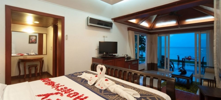 Sea Valley Hotel And Spa: Doppelzimmer - Twin KOH SAMUI