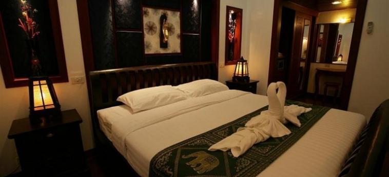 Sea Valley Hotel And Spa: Vierbett- Zimmer KOH SAMUI