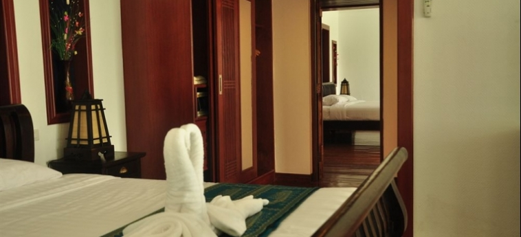 Sea Valley Hotel And Spa: Apartment Bizantino KOH SAMUI