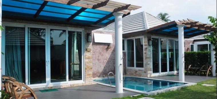 Sea Valley Hotel And Spa: Apartment Sirene KOH SAMUI