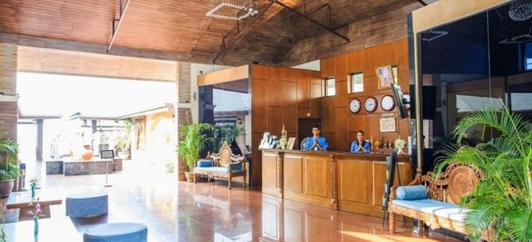 Sea Valley Hotel And Spa: Bowling KOH SAMUI