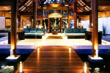 Hotel Sala Samui Choengmon Beach: Lobby KOH SAMUI