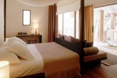 Hotel Sala Samui Choengmon Beach: Schlafzimmer KOH SAMUI