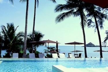 Hotel Sala Samui Choengmon Beach: Outdoor Swimmingpool KOH SAMUI