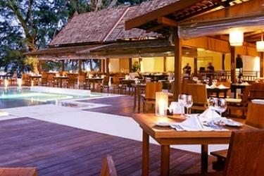 Hotel Sala Samui Choengmon Beach: Restaurant KOH SAMUI