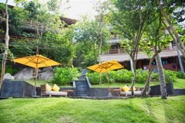 Hotel Beach Club By Haadtien: Balcony KOH TAO