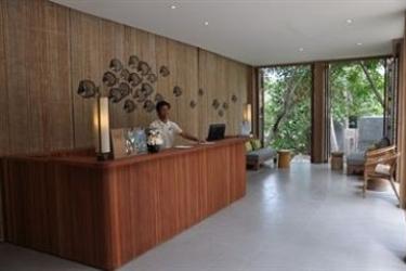 Hotel Beach Club By Haadtien: Lobby KOH TAO