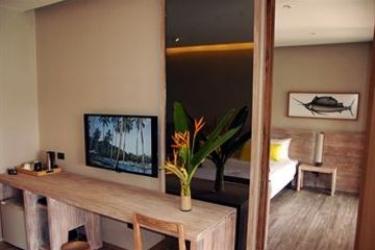 Hotel Beach Club By Haadtien: Lounge Bar KOH TAO