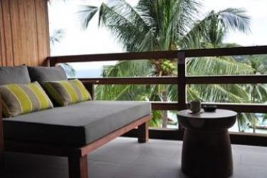 Hotel Beach Club By Haadtien: Panoramic Restaurant KOH TAO