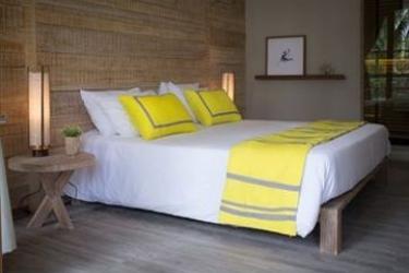 Hotel Beach Club By Haadtien: Hotel Position KOH TAO