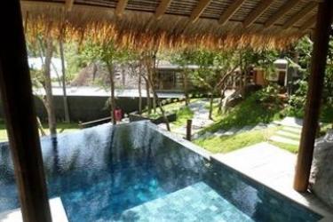 Hotel Beach Club By Haadtien: Restaurant KOH TAO