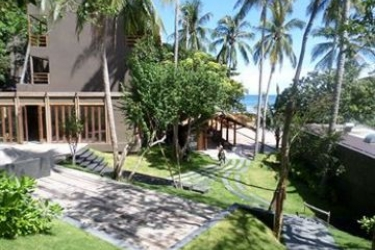 Hotel Beach Club By Haadtien: Solarium KOH TAO