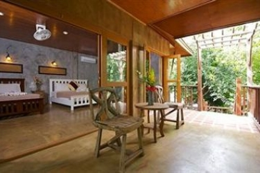 Hotel Tanote Villa Hill: Recreation Ground KOH TAO