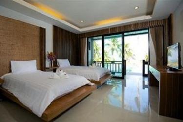 Hotel Tanote Villa Hill: Room - Quadruple KOH TAO