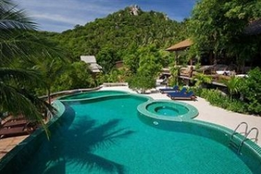 Hotel Tanote Villa Hill: Spa KOH TAO