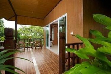 Hotel Tanote Villa Hill: Staircase KOH TAO