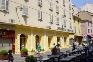 Hotel Fesch: Außen KORSIKA