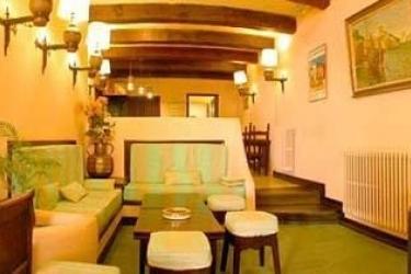 Hotel Fesch: Lounge Bar KORSIKA