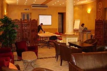 Hotel Fesch: Lounge KORSIKA
