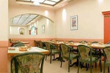 Hotel Fesch: Restaurant KORSIKA