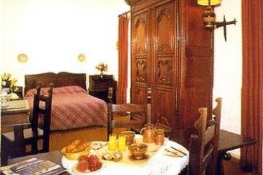 Hotel Fesch: Schlafzimmer KORSIKA