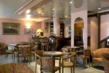Hotel Du Golfe: Lobby KORSIKA