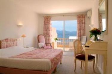 Hotel Les Mouettes: Schlafzimmer KORSIKA