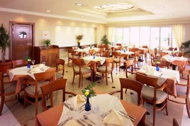 Hotel Pelagos Suites: Restaurante KOS