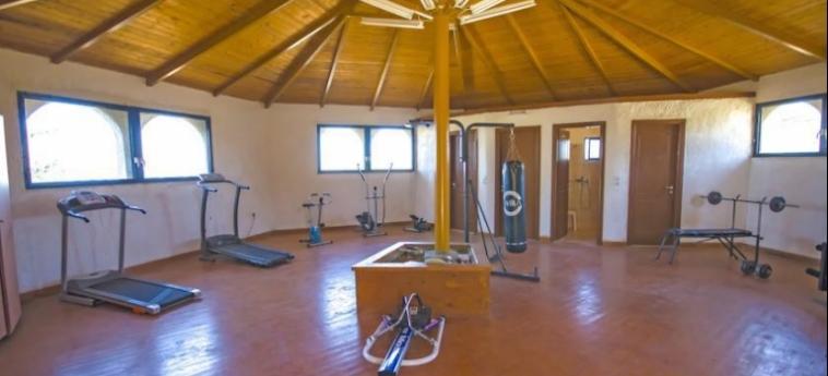Hotel The Small Village: Fitnesscenter KOS