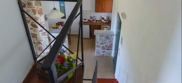 Hotel The Small Village: Innen KOS
