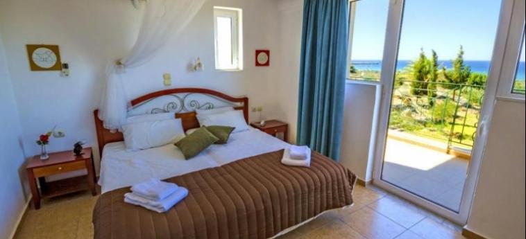 Hotel The Small Village: Schlafzimmer KOS