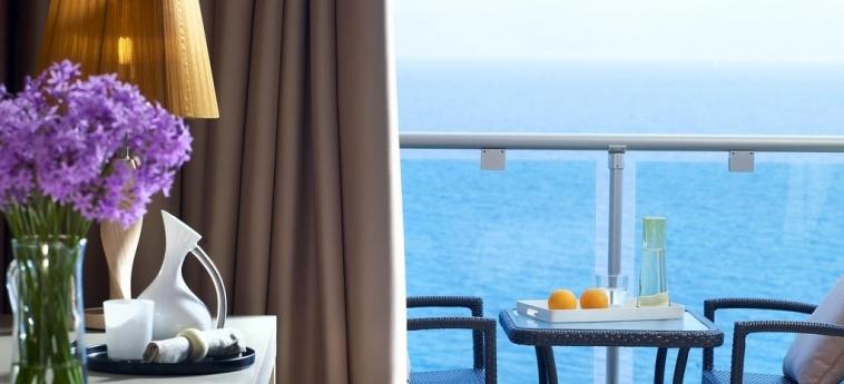 Hotel Michelangelo Resort & Spa: Balcony KOS