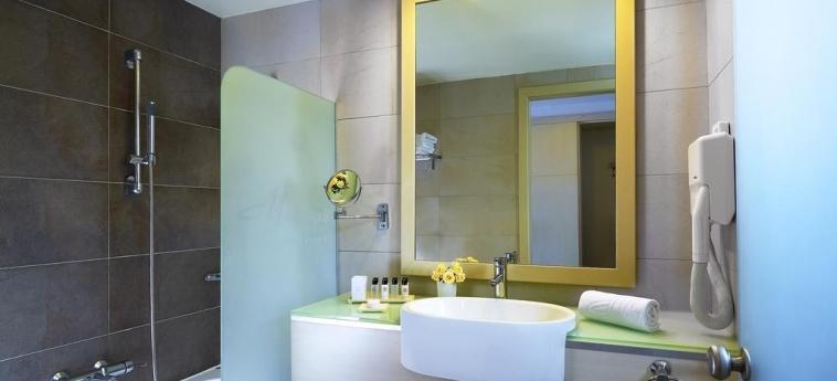 Hotel Michelangelo Resort & Spa: Cuarto de Baño KOS