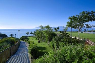 Hotel Michelangelo Resort & Spa: Jardin KOS
