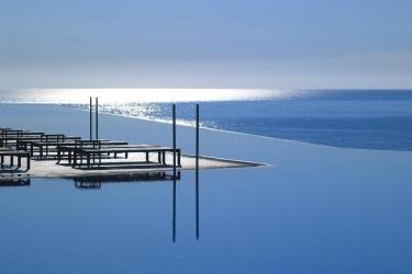 Hotel Michelangelo Resort & Spa: Mer KOS