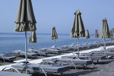 Hotel Michelangelo Resort & Spa: Plage KOS