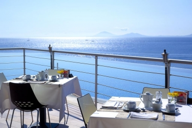 Hotel Michelangelo Resort & Spa: Restaurant KOS