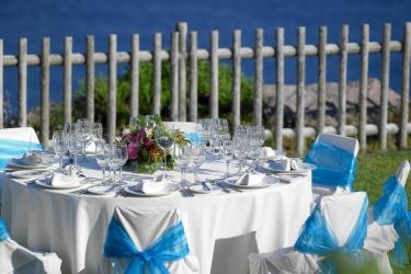 Hotel Michelangelo Resort & Spa: Salle de Banquet KOS
