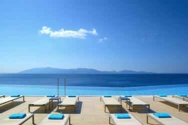 Hotel Michelangelo Resort & Spa: Solarium KOS