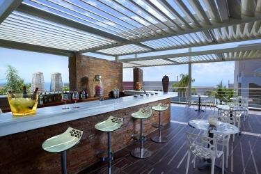 Hotel Michelangelo Resort & Spa: Bar KOS
